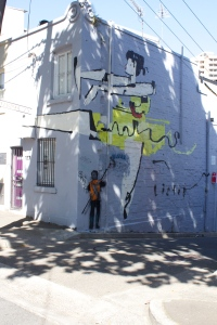 east Sydney 3