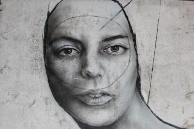 Porto 1 woman's face