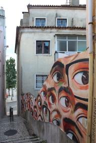 eyes wall